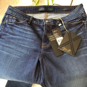 Brand New GUESS Curve X Jeans